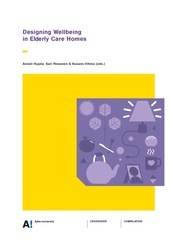 Designing Wellbeing in Elderly Care homes