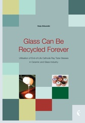 Glass Can Be Recycled Forever