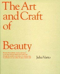 The Art and Craft of Beauty