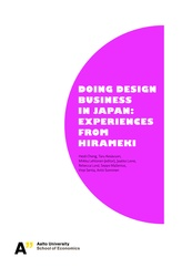 Doing Design Business in Japan: Experiences from Hirameki