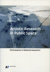 Artistic research in public space