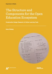 The Structure and Components for the Open Education Ecosystem